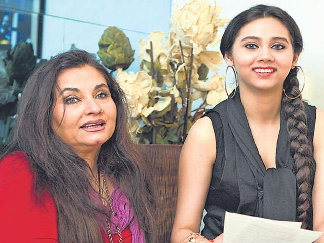 Actor-singer Salma Agha says she can't be judgmental about homosexuality.