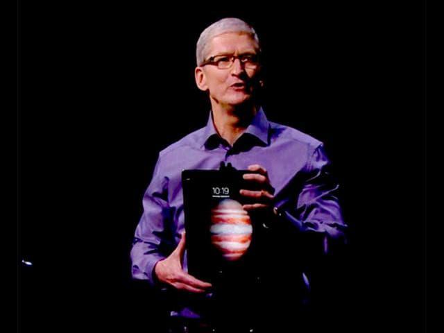 iPhone 6S,Apple,Tim Cook