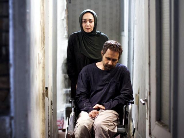 Director Vaihid Jalilvand's Iranian film Wednesday, May 9 has three different stories woven into one narrative.