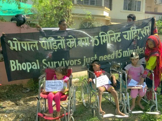 Narendra Modi in Bhopal