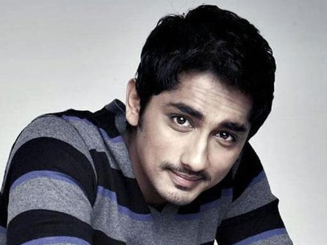Siddharth's last two films Kaaviya Thalaivan and Ennakul Oruvan failed at the box office. His last big hit was Jigarthanda (2014). (Actor_Siddharth/Twitter)