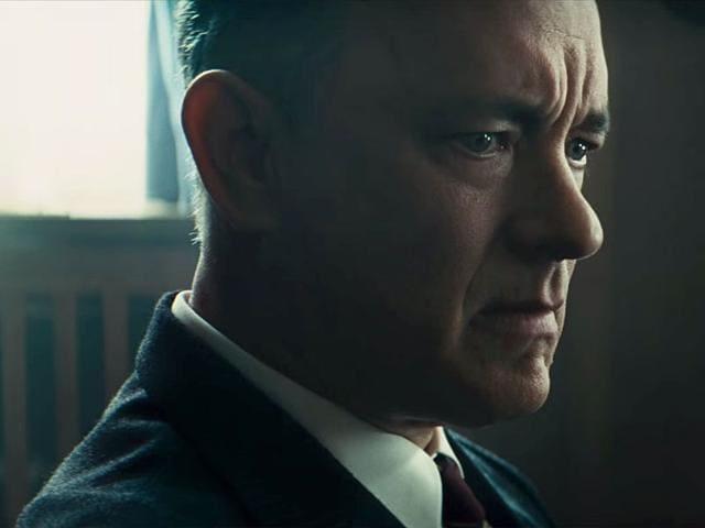 Tom Hanks reteams with Steven Spielberg in Bridge of Spies. (YouTube)