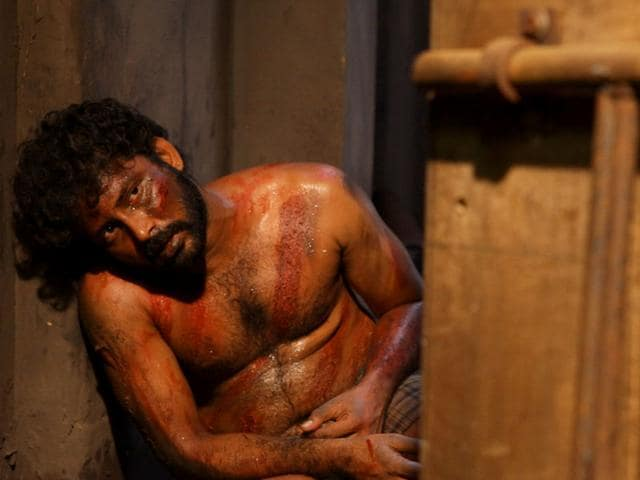 Vetrimaaran's Visaaranai is based on a book called Lock Up by Coimbatore-based autorickshaw driver Chandra Kumar.