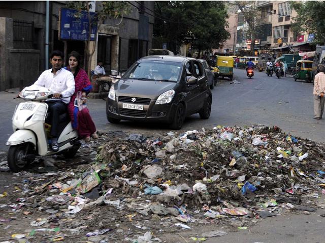 No water, no power so no tax, say east Delhi residents