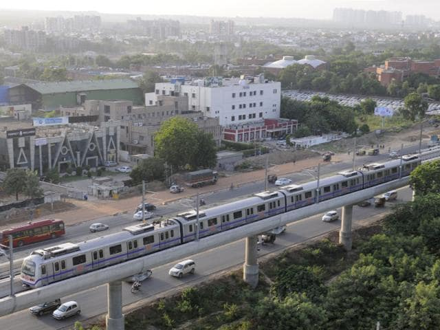 Metro connectivity will lead to outsourcing firms and banks setting up shop in Faridabad