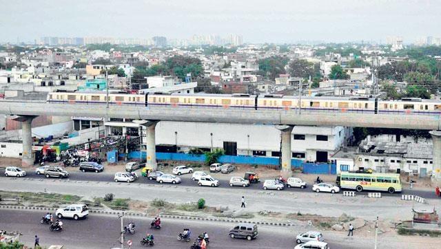 Smart Cities,Metros,India