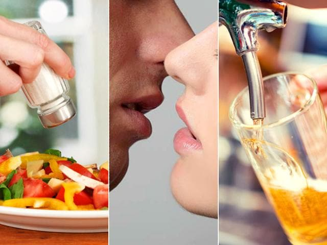 Even avoidable habits like adding too much salt in food and excessive alcohol consumption are proving extremely fatal to human lives. (Shutterstock Photos)
