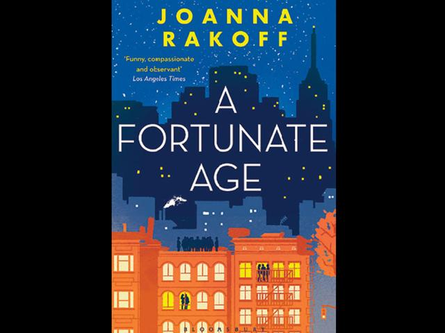 A fortunate age,Brunch Book Challenge