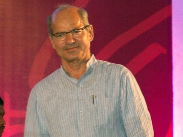 Anil Madhav Dave said the conference has achieved its objectives. (Praveen Bajpai/HT photo)