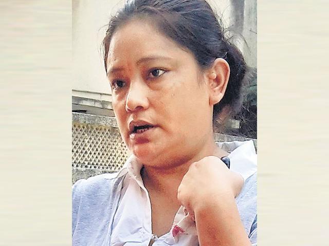 Neetu said she was threatened by the diplomat's family. (Leena Dhankhar/ HT photo)