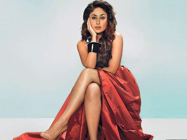 Bollywood actor Kareena Kapoor Khan