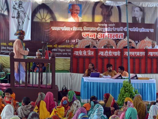 Narmada Water Disputes Tribunal Award,Sardar Sarovar project,Narmada Bachao Andolan