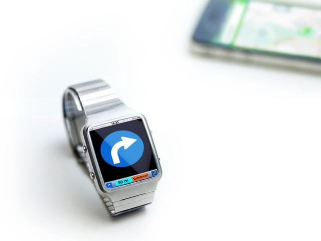 Smartwatches may be vulnerable to hackers, a study found. Photo: AFP