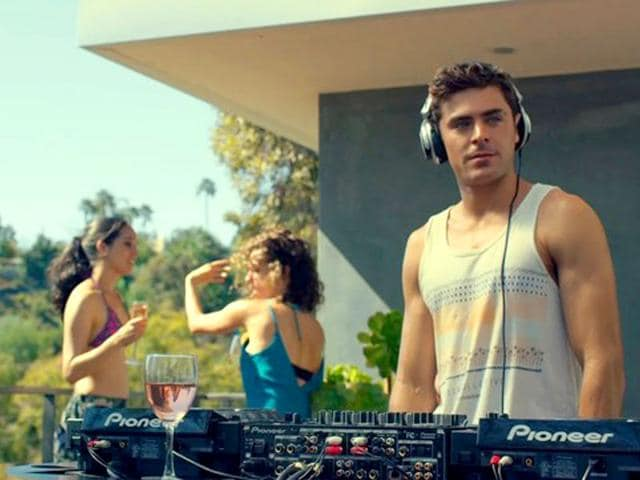 A still from We Are Your Friends.