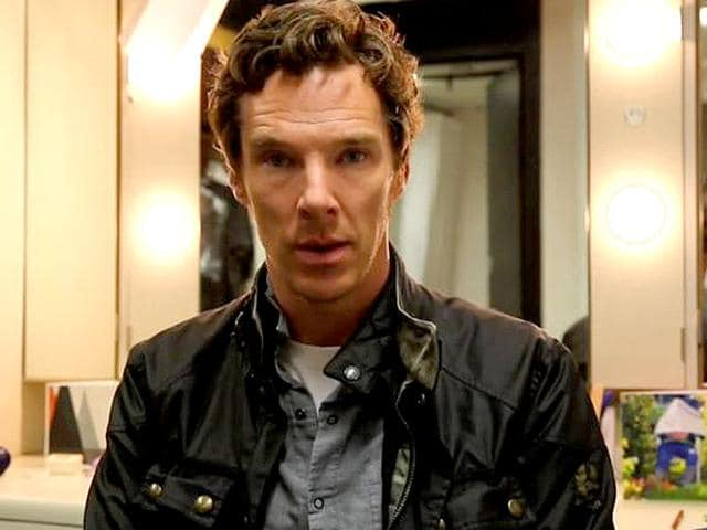 Benedict Cumberbatch supports a campaign to raise money for Syrian refugees in Europe.