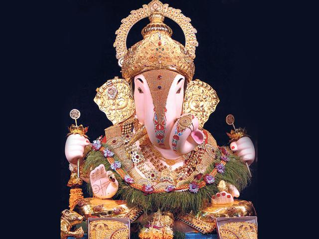 GANESH CHATURTHI: May the remover of obstacles bring you luck, and a modak.