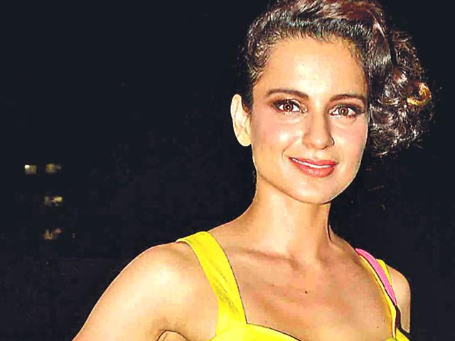 Kangana Ranaut (Photo: Yogen Shah)
