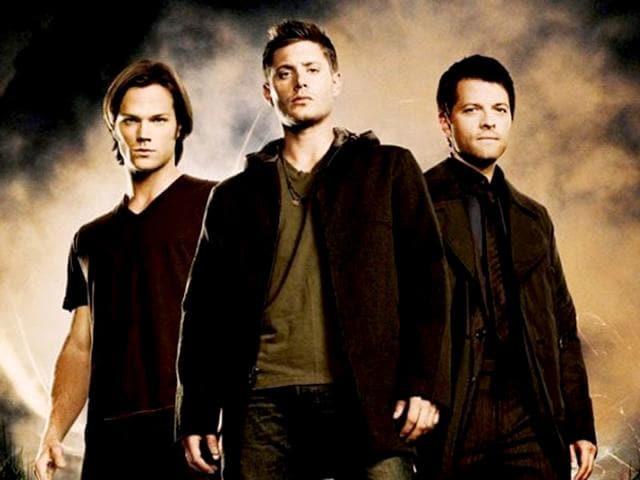 A still from Supernatural.