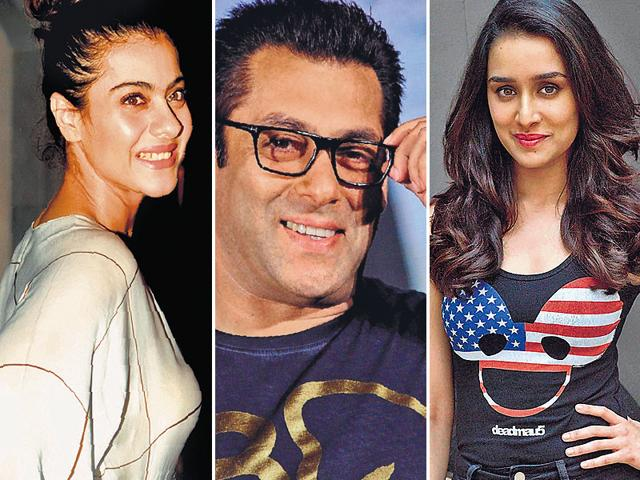 Actors Putting On Weight To Suit Their Screen Roles Kajol Salman Khan And Shraddha Kapoor Are All For Upcoming Films
