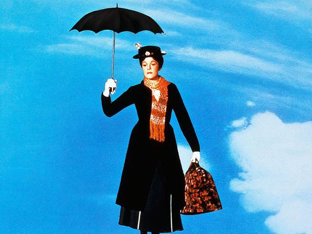 Mary Poppins,Mary Poppins remake,Rob Marshall Mary Poppins