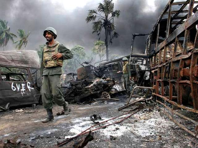 Sri Lanka Civil War (AP Photo)