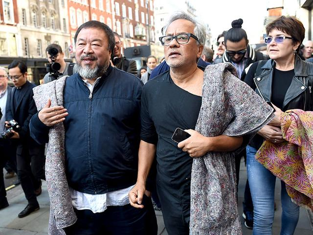 Ai Weiwei,Anish Kapoor,Artists