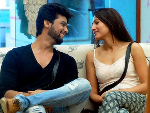 Gauhar Khan and Kushal Tondon were very open about their feelings during season 7 of Bigg Boss.