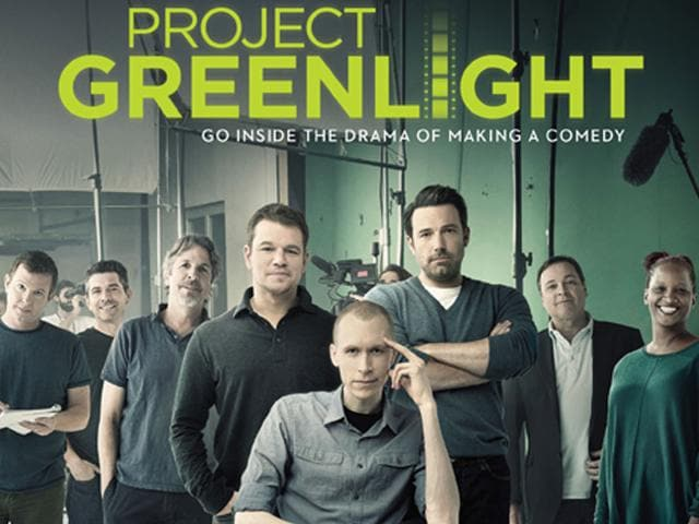 Matt Damon and Ben Affleck return for Project Greenlight. (HBO)