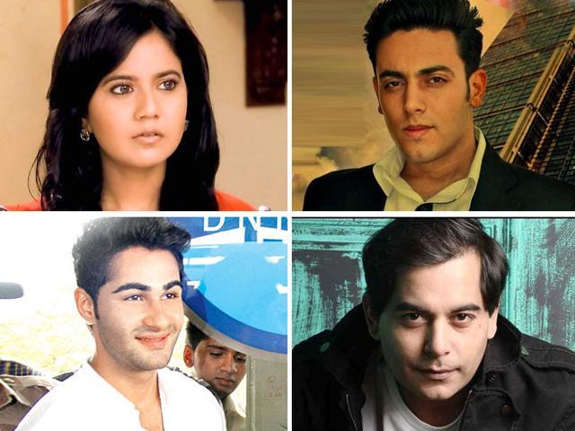 Buzz is that TV actors Roopal Tyagi and Gaurav Gera; Ranbir Kapoor's cousin Armaan Jain and Najeem Khan will be seen on the controversial reality show Bigg Boss 9.