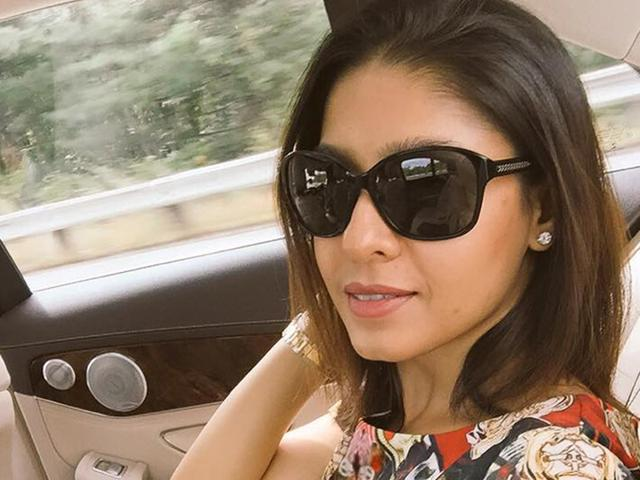 Sunidhi Chauhan will soon be joining the likes of Beyonce, Pearl Jam, Coldplay and Ed Sheeran for the anti-poverty concert in September 2015. (sunidhi.chauhan/Facebook)