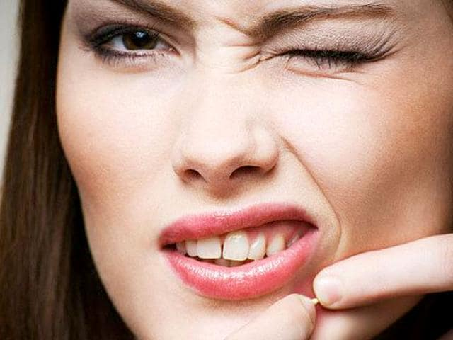 Whiteheads can also turn into pimples if left ignored. However, waging a war against whiteheads is never a good idea. They need to be dealt with gently. (Shutterstock Photo)