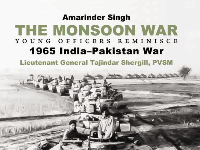 Captian Amarinder Singh,1965 war,Book