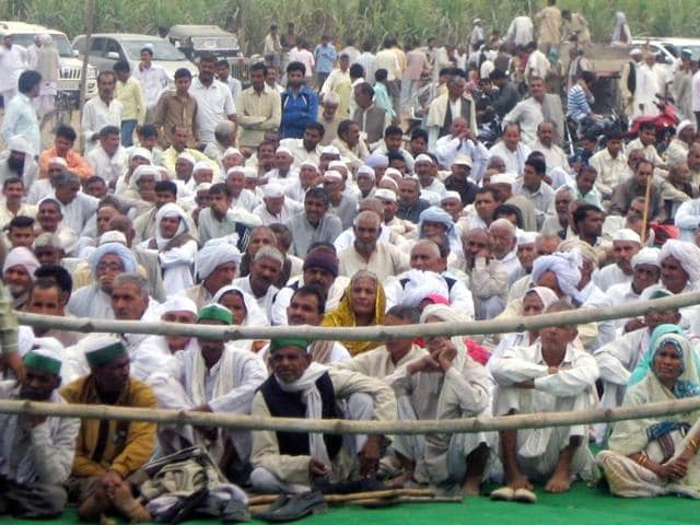 Uttar Pradesh's famed farmer unity has come apart after  the 2014 communal riots.
