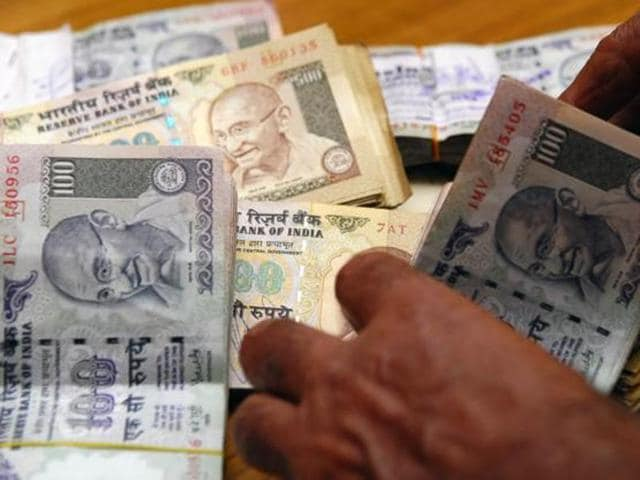 Rupee has opened stronger in early trade in Friday.