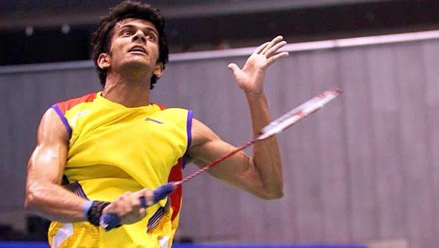 A file photo of Indian badminton player Ajay Jayaram.