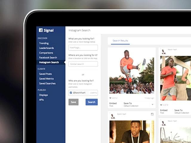 Facebook's Signal will compete with Twitter as a news discovery tool.