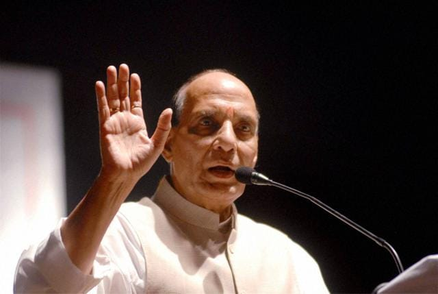 Rajnath Singh,Home minister,Human rights activists