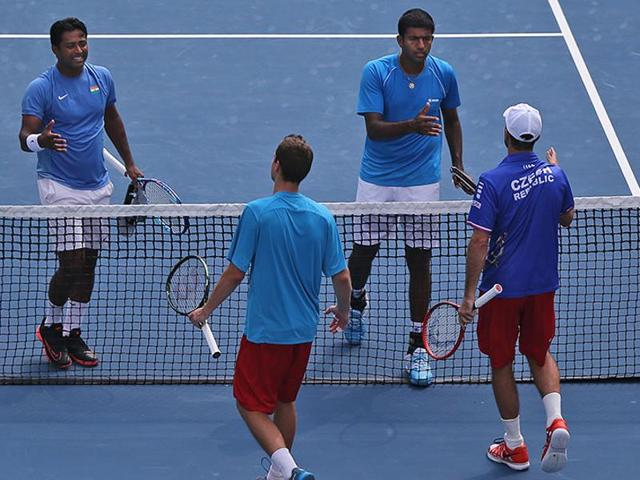 Davis Cup,Tennis,Leander Paes