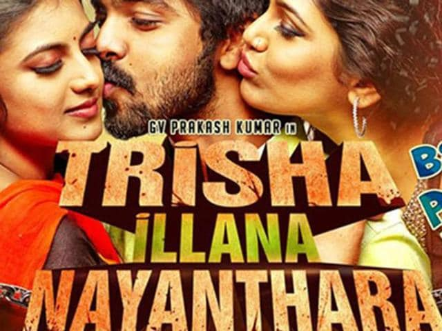 Written and directed by Adhik Ravichandran, Trisha Illana Nayanthara is a Tamil adult comedy film.