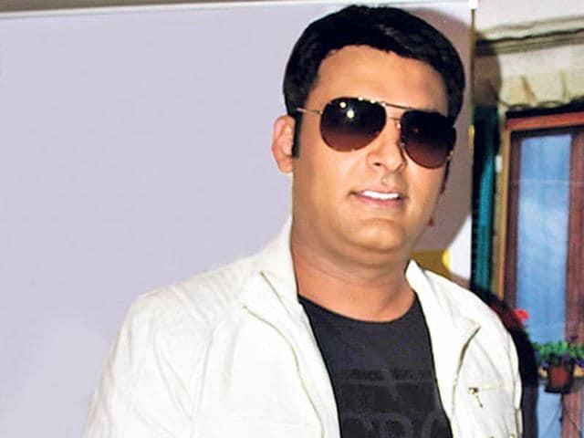Kapil Sharma,Elli Avram,Varun Sharma