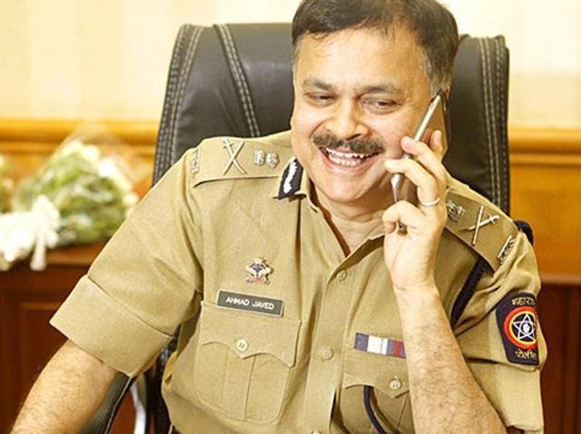 Sheena Bora murder case,Ahmad Javed,Mumbai police commissioner
