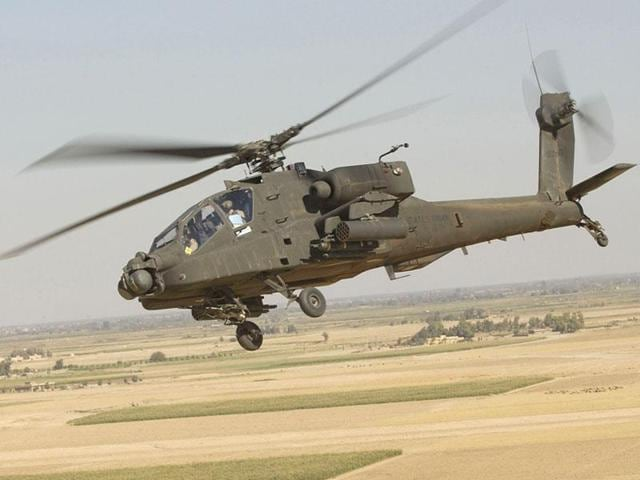 India plans to purchase 22 Apache AH 64D Longbow helicopters with purchase option of another 11 at the cost of $2 billion.