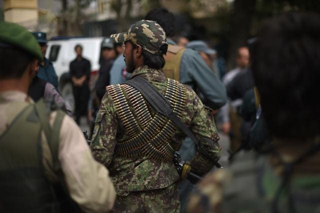 Taliban attack,Afghanistan,Police checkpoint