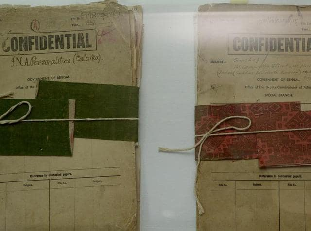 Netaji files,Netaji files declassified,Subhas Chandra Bose