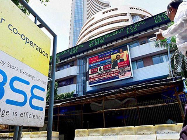 BSE,Sensex,Trading