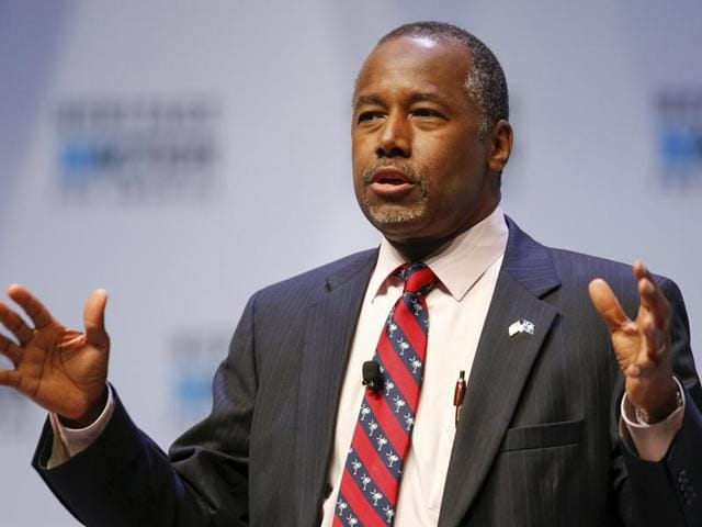 Ben Carson,Republican candidate,US presidential elections 2016