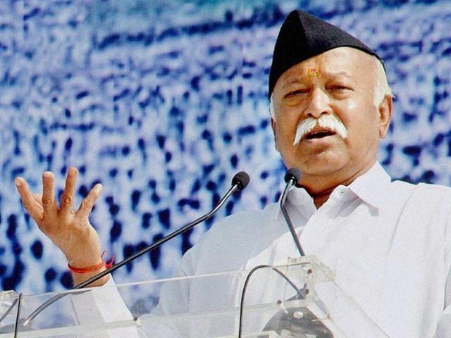 Mohan Bhagwat,Rashtriya Swayamsevak Sangh,Central reservation policy
