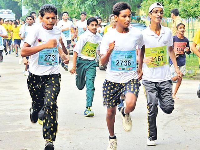 Gurgaon,Haryana,marathon