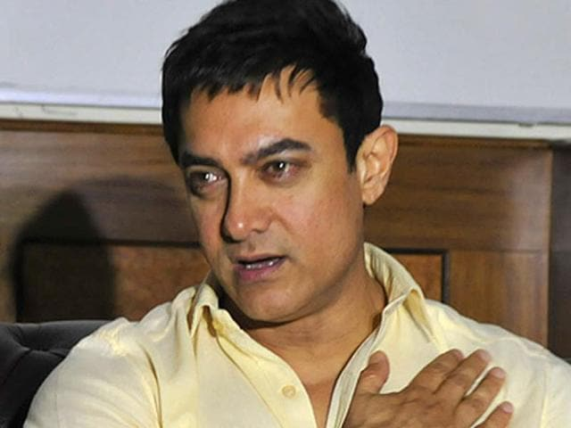 Aamir Khan,Kiran Rao,PK