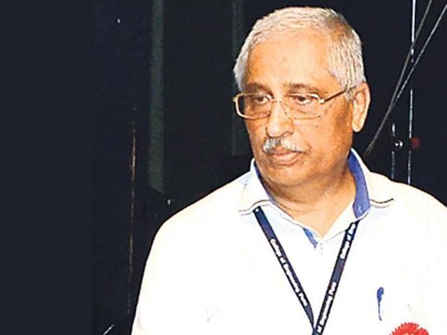 Prof Anil D Sahasrabudhe, chairman, AICTE.